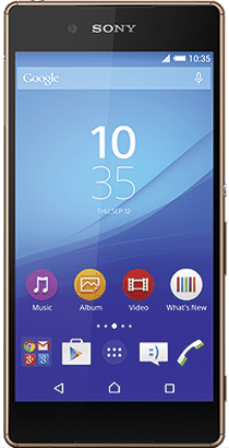 Sony Xperia Z3Plus