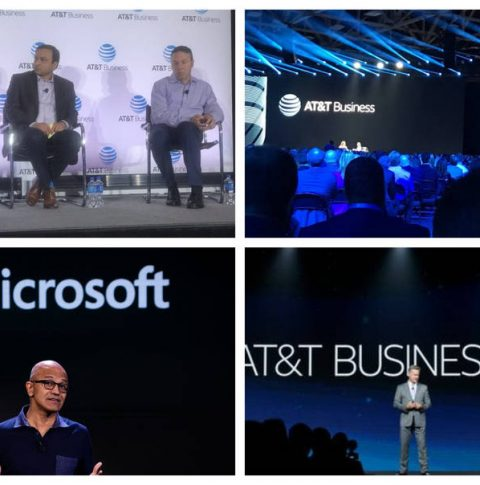 Verveba @ AT&T Business Summit 2019