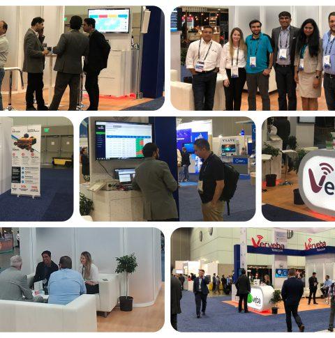 Verveba Exhibits at Mobile World Congress Americas 2018