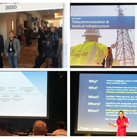 Verveba @ Verizon Technology Users Forum 2020